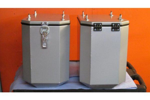 NRTeam alumiinium kohvrid