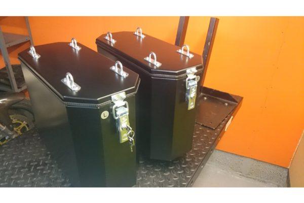 NRTeam alumiiniumist kohver