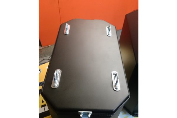 NRTeam Alumiinium kohvrid Heavy Duty